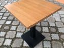 Masa/Mese cu Picior Metalic _ Bar-Bistro-Cafenea-Pub-Terasa