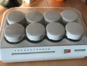 Aparat de facut iaurt - iaurtiera Severin - 8 borcane 225 ml