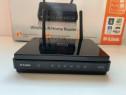 Router D-Link DIR-615 N300 cu 4 porturi