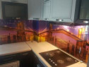 Sticla imprimată decorativa bucătărie