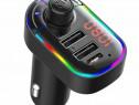 Car Player C12 Bluetooth 5.0, RGB, 2xUSB 3.1A, 1 Type C!