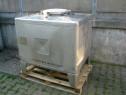 Rezervor INOX recipient lapte racitor decantor alimentare
