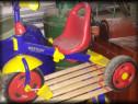 Tricicleta copii Made in Germany. KETTLER reglabila