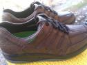 Pantofi, piele, Sano, mar 41.5 (26.3 cm) made in Iran.