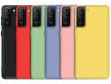 Samsung S21 S21+ S21 Ultra Husa X LEVEL Slim Din Silicon Cu