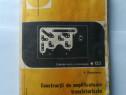 Constructii de amplific. tranzistorizate pentru antene de tv