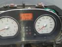 Ceasuri bord Dacia Logan Mcv Ph1 cu Cb fundal Alb
