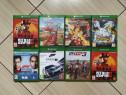 Xbox One: Forza 7, RDR II, F1 2019, FS17, Naruto, MXGP 3,etc