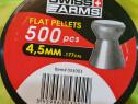 1.000 Alice pelete capse 4.5 mm / 177 cap plat swiss arms