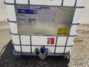 IBC grilaj metalic, 1000 litri, rezervor