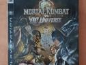 Mortal Kombat vs DC Univers Steel Edition Play Station 3 PS3