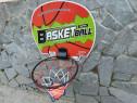 Set baschet pentru copii panou cos minge si plasa Basketball