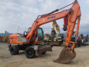 Excavator pe pneuri Fiat Kobelco E175W