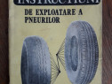 Instructiuni de exploatare a pneurilor Danubiana - Victoria