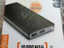 Baterie externa 10000 Mah, noua la cutie produs de calitate