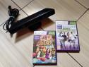 Xbox 360: Kinect Xbox 360 original, Kinect Adventures,Sports