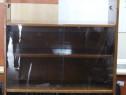 4 buc Biblioteca vintage Modulara; Dulap cu rafturi si usi