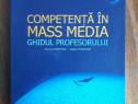 Competenta in Mass Media, Ghidul profesorului / R3P3S
