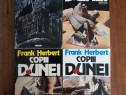 Lot 4 carti din Ciclul Dune - Frank Herbert / R4P3S
