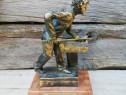 Figurina premiu locul 4 regional biliard