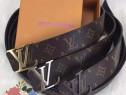 Curele unisex firma,logo metalic auriu,diverse modele