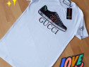 Tricouri firmă unisex,diverse mmodmi,logo brodat /Italia