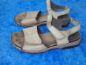 Beige Rieker - sandale dama mar. 41