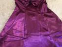 Rochie lunga purple , M