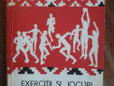 Exercitii si jocuri pentru scolile de la sate / R6P1F