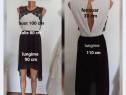 Rochie alb și negru, L