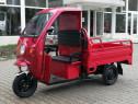 Triciclu electric, fara permis, cu cabina, 3900w, 639 kg