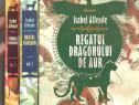 Isabel Allende-Orasul fiarelor,Regatul dragonului de aur,Pad