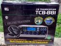 Statie CB TTi TCB-881 + Antena Midland ML145 cu magnet 120/P
