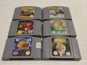 Joc Consola Nintendo N64 Super Mario Star Wars Castlevenia