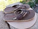 Slapi -Sandale, piele Bugatti, marime 44 (28 cm)
