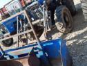 Tractor ford 5000 4x4 cu încărcător frontal