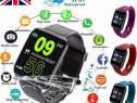Ceas smart watch Fitness bratara Smart Tensiune, Puls,Oxigen