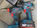 Bosch Profesional GDX 18v-200c /GSB 18v-55.