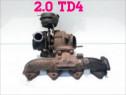 Turbina freelander td4 2.0