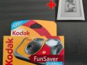 Aparat Foto pe film Kodak, de unica folosinta + rama foto