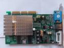 Placa video MSI NVIDIA GeForce FX 5500, 256MB, DDR, 128bit,