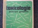 TOXICOLOGIE PRINCIPII GENERALE - Cotrau
