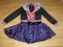 Costum serbare monster hight pentru copii de 14-15-16 ani