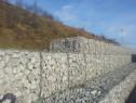 Gabioane consolidari terenuri in panta, ziduri de sprijin