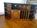 Masa de lemn pentru televizor