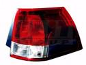 Stop stangaOpel Vectra C COMBi exterioară, alb-roşu 2003 -