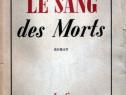 Le sang des morts de Maurice Zermatten (1942)