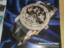 Revista pentru pasionatii de ceasuri