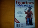 Catalog collecting figurine from royal doulton