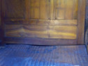 Tablii pat vechi din lemn de nuc masiv 2 buc.